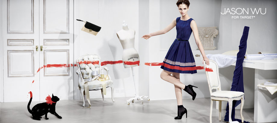 Jason Wu for Target ad from Target.com