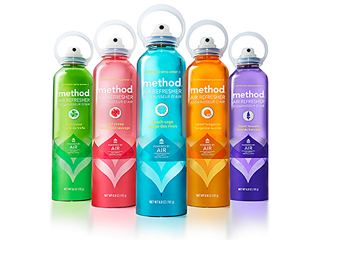 Method air freshener products