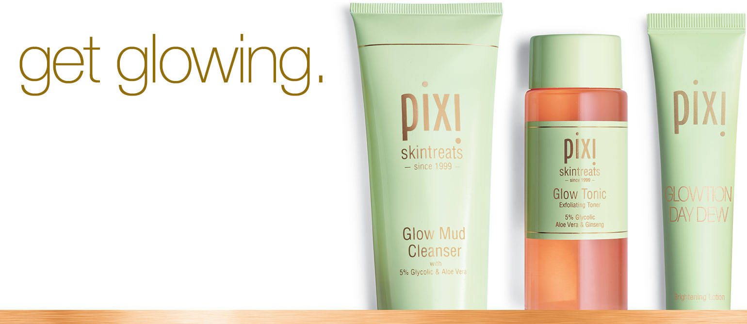 Pixi Skintreats products