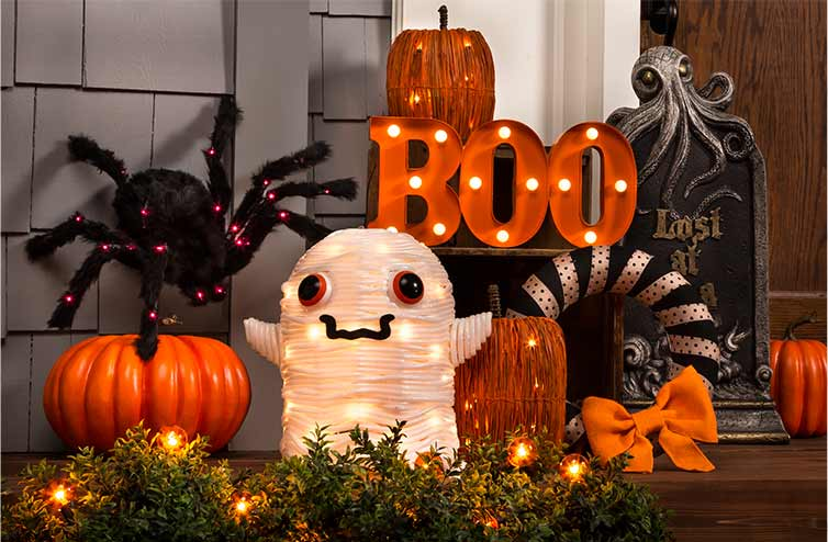 outdoor decor target - Target Halloween Decorations