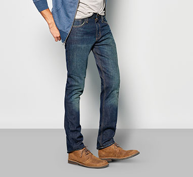 mens denim skinny