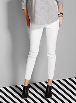 womens denim jegging