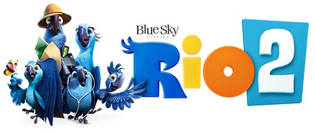 Rio 2 now available on DVD & Blu-ray.