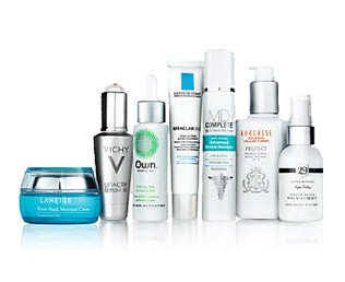 introducing a world of skin care.