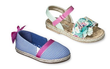 girls sandals and casual shoes