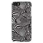Trina Turk Merced Zebra Print Cell Phone Case for iPhone 5/5s - Black/White (TGT-TTRK-4)